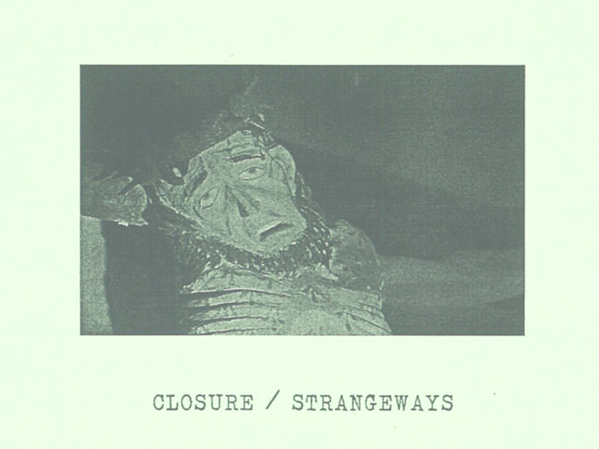 Closure / Strangeways Split Album Thumbnail