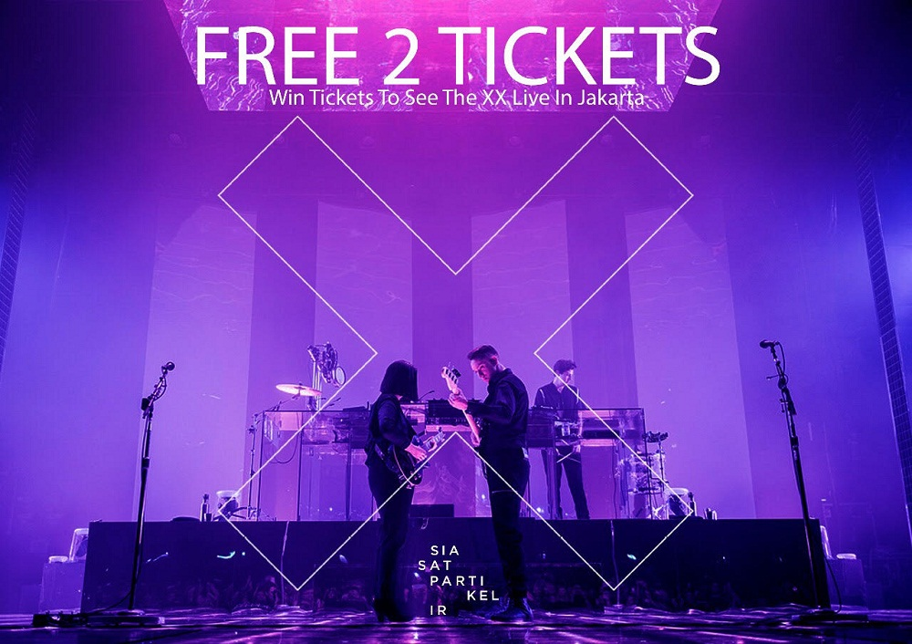 Siasat Partikelir – THE XX Live in Jakarta [Free Ticket Giveaway] Thumbnail